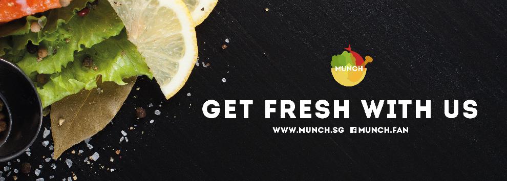 Munch Saladsmith Pte Ltd