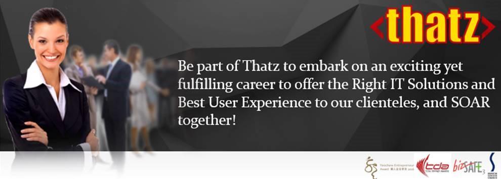 THATZ International Pte Ltd
