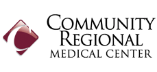 Community Regional Medical Center logo.