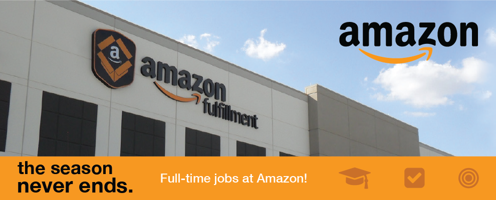 Amazon Warehouse Associate-Robbinsville NJ Job in