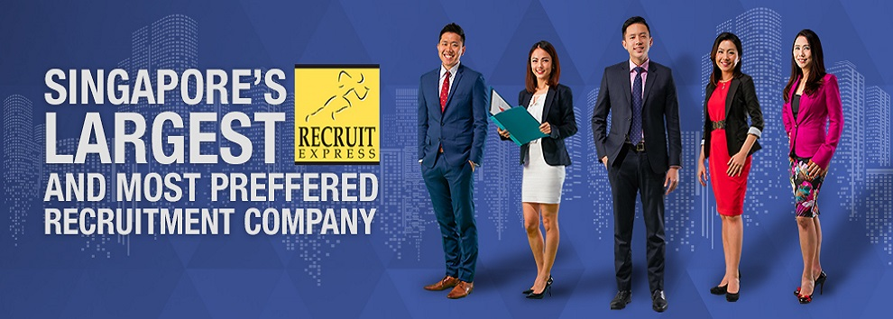 Recruit Express Services Pte Ltd