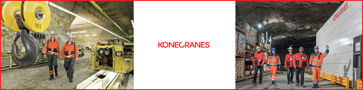 Technician at Konecranes