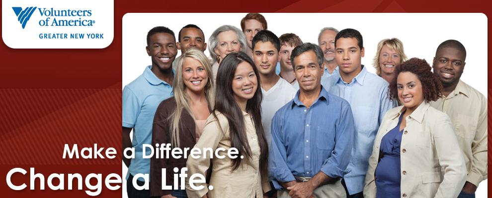Header Graphic Volunteers of America-Greater New York