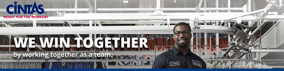 Sales Representative Job in Dayton, OH - CINTAS