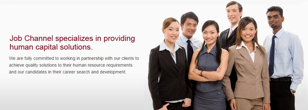 Job Channel International Pte Ltd
