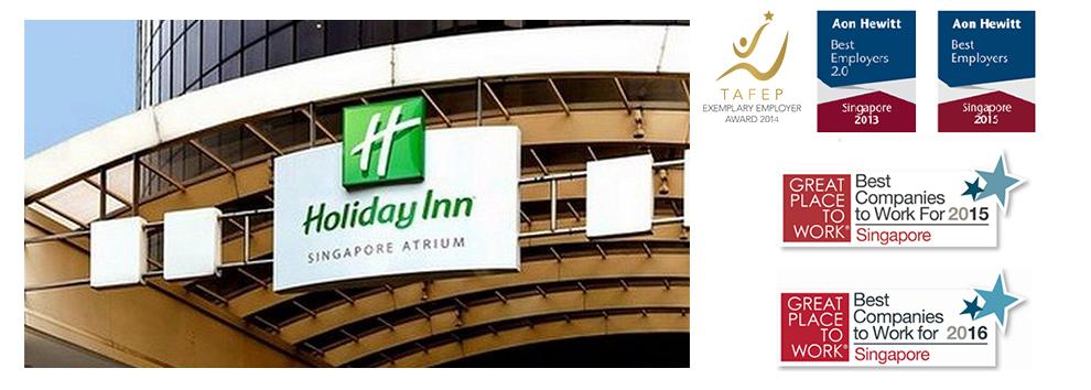 Holiday Inn® Singapore Atrium