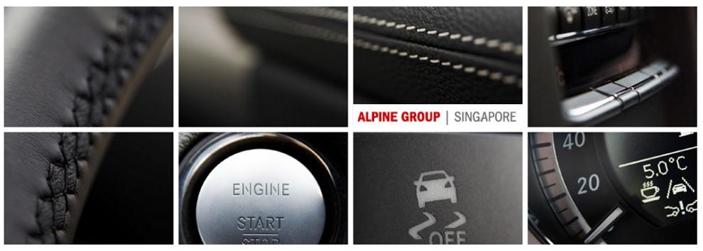 Alpine Credit Pte Ltd