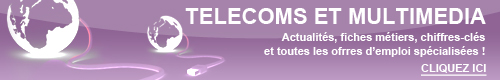 Erecrut.com - TELECOMS ET MULTIMEDIA