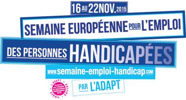 Semaine européenne du handicap