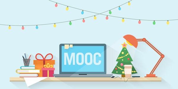 5 MOOC gratuits pour se faire plaisir à Noël