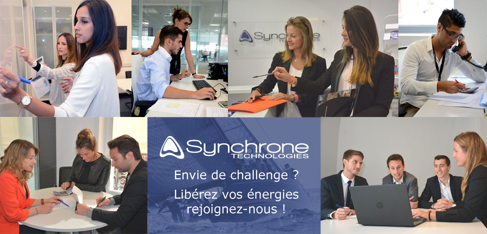 Synchrone Technologies - Envie de challenge?