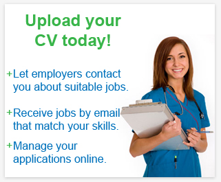 Upload your CV today