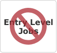 No Entry Level Jobs