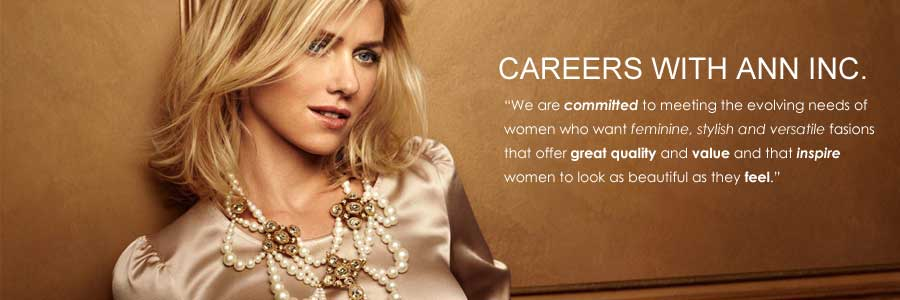 Careers With Ann Taylor
