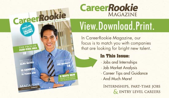CareerRookie Magazine