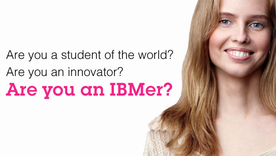 Are you an IBMer