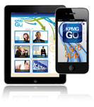KPMG iPhone iPad App