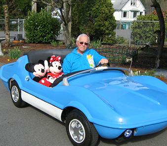 David Wotruba's favorite Disney Memory!