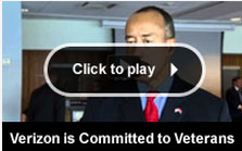 Verizon is Committed to Veterans