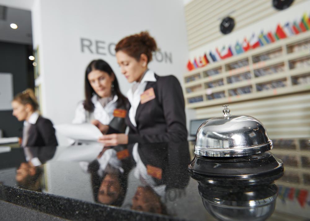 Chargé de clientèle hôtellerie