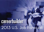 Q1 2013 Job Forecast