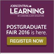 JobsCentral - JCL PostGrad Fair 2016