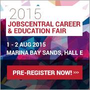 JobsCentral - JCEF 2015