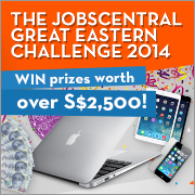 JobsCentral - Great Eastern Challenge