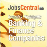 Industry Highlights Banking and Finance Companies