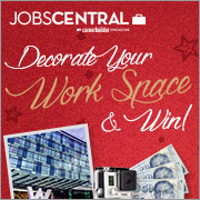 JobsCentral - Merry Christmas 2014