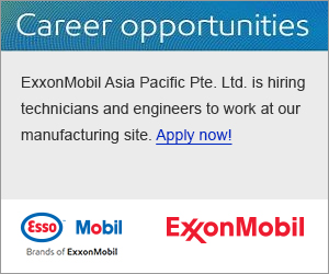 Join us and discover a rewarding career with ExxonMobil.