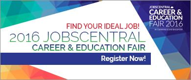 JobsCentral Career Fair 2016