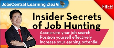 JobsCentral Learning Deal :: Attend seminars and training courses conducted by experts at the most attractive prices in town. Click on banner to see list of workshops you can attend at a steal.