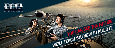 You can see the future. We'll teach you how to build it. Go beyond yourself as a Naval Warfare System Engineer. Find out more now!