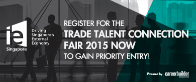 Register for the Trade Talent Connection Fair 2015
