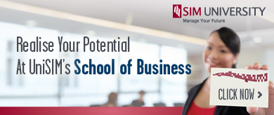 SIM University - Realise your potential at UniSIM's School of Business