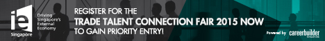 JobsCentral - IE Singapore Trade Talent Connection Fair 2015