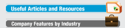 Company Features by Industry