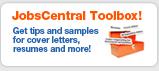 JobsCentral Toolbox