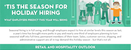 Seasonal Hiring