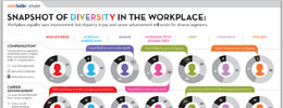 Workplace Diversity infographic