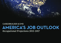 America's Job Outlook: Occupational Projections 2013-2017