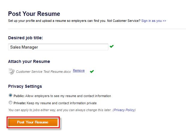 jobseeker help