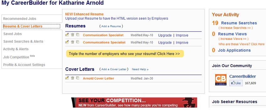career builder resume samples format sample of resume examples for job career builder samples resume template