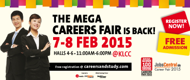 JobsCentral Career Fair 2015