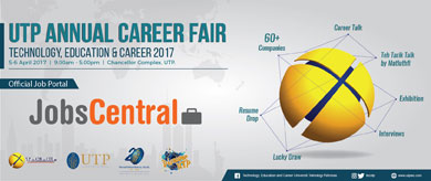 UTP Annual Career Fair