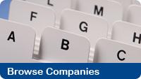 Browse Companies